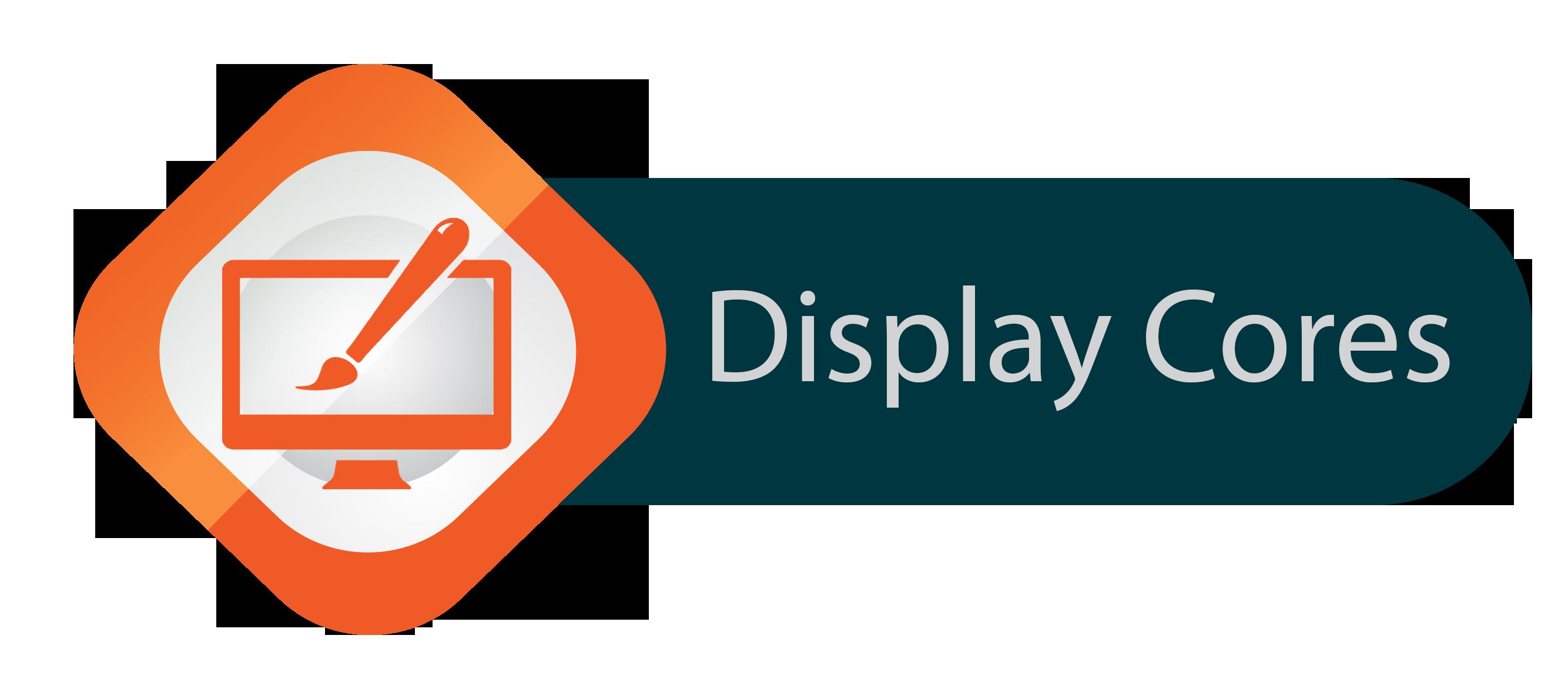 display_cores_Terminal_Controlo_Presenças_Acessos_reconhecimento_Facial_Impressão_digital